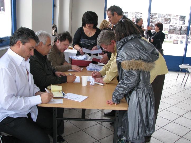 Μαρουλης Γρηγορης-Αθανασιος Ρηγατος-Αγαπη -2009-12-31- κοπή Πίτας (50)