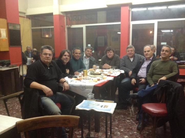 Η πρώτη συνεδρίαση του νέου Δ.Σ  23-1-2013 (1)