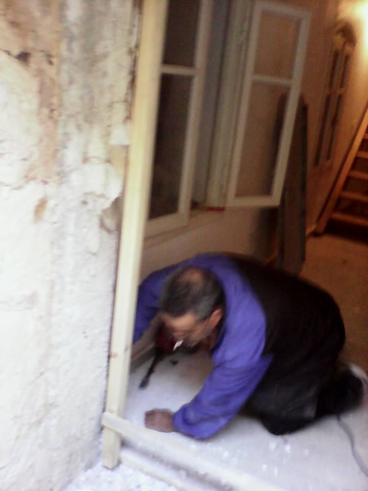 2014-11-11 εργα στο Κελι--Ζαφειρατος Επαμεινονδας
