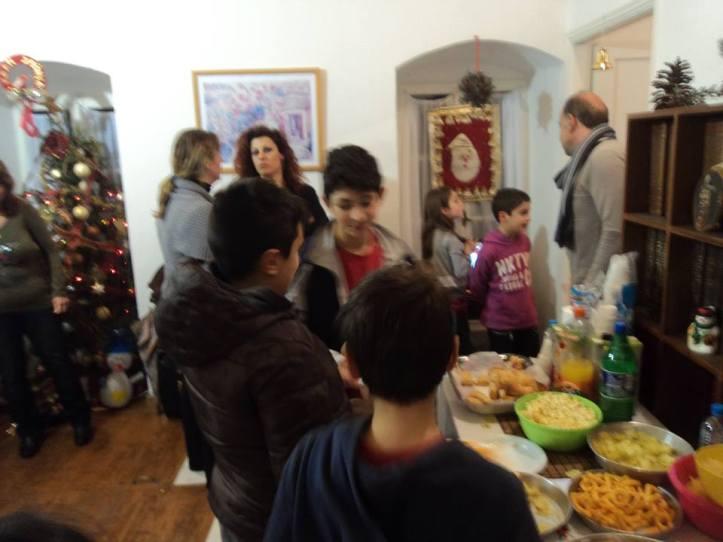Χριστουγεννιατικη εορτη Καμιναρατ 28-12-2014 (19)